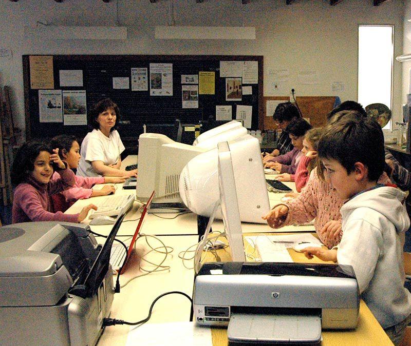 Atelier-Création Numérique pour les Pioux
